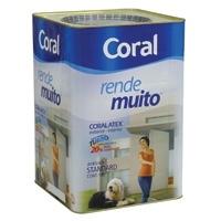 LATEX CORAL RENDE MUITO BRANCO 18 LTS